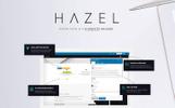 Hazel - minimalistyczny uniwersalny motyw WordPress