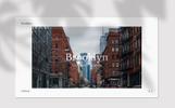 """PowerPoint Vorlage namens """"Brooklyn -"""""""