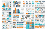 Business Infographic Elements Bundle Infographic Elements