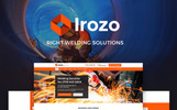 Irozo - Welding Services WordPress Theme