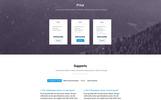 Digital App/Product PSD Template