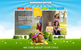 Kids Land Bootstrap Website Template