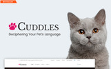 Cuddles - Pet Shop WooCommerce-tema