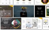 Matahari Multipurpose Presentation PowerPoint Template