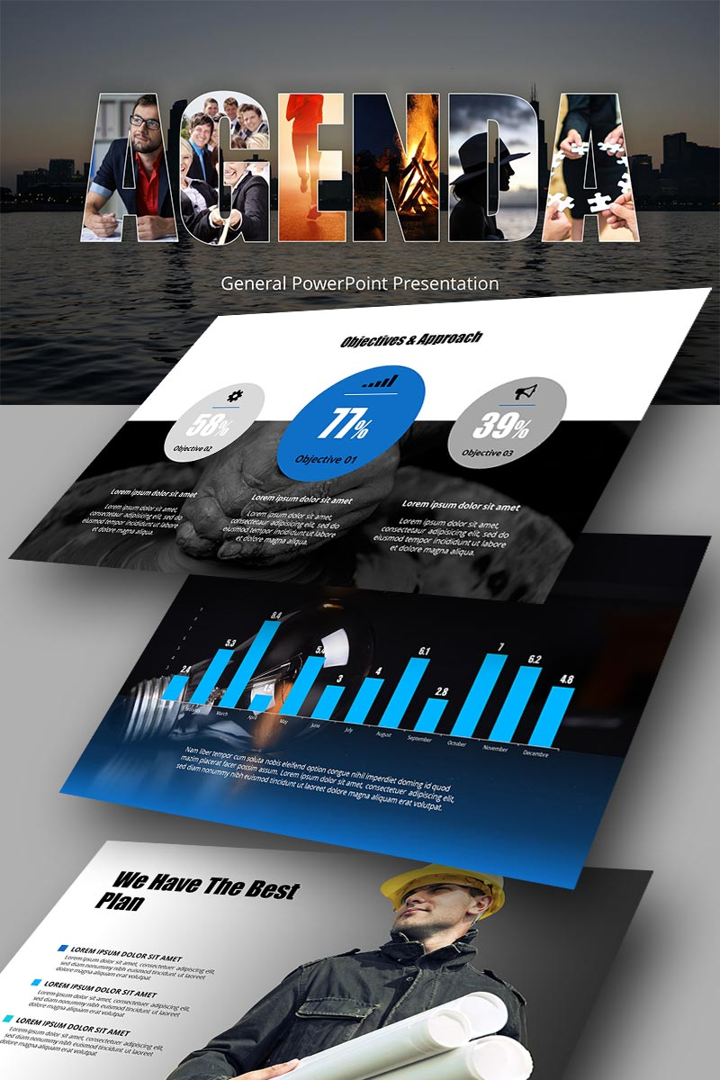 Agenda powerpoint template 65950 agenda powerpoint template big screenshot toneelgroepblik Image collections