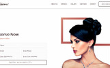 Naomi - Beauty Salon Muse Template