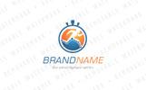 Sports Analysis Logo Template