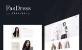 Fasdress  Fashion WooCommerce Theme