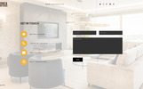 Responsivt Andrea - Architecture and Interior Design Landing Page-mall