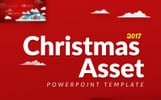 Christmas Asset PowerPoint Template