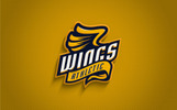 Wings Athletic Logó sablon
