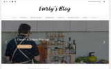 Everly - WordPress Theme für Hipster-Blogger