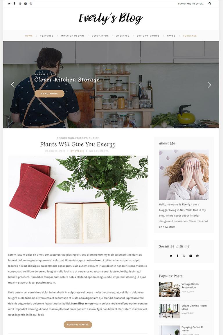 WordPress Theme #64879 für Lebenslehrer