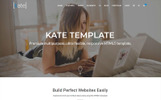 Kate Multipurpose Template Web №81718