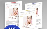 "Modello eBay Responsive #82088 ""Listing Design"""