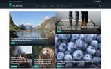 Flexica - Blog, News & Magazine Drupal Template