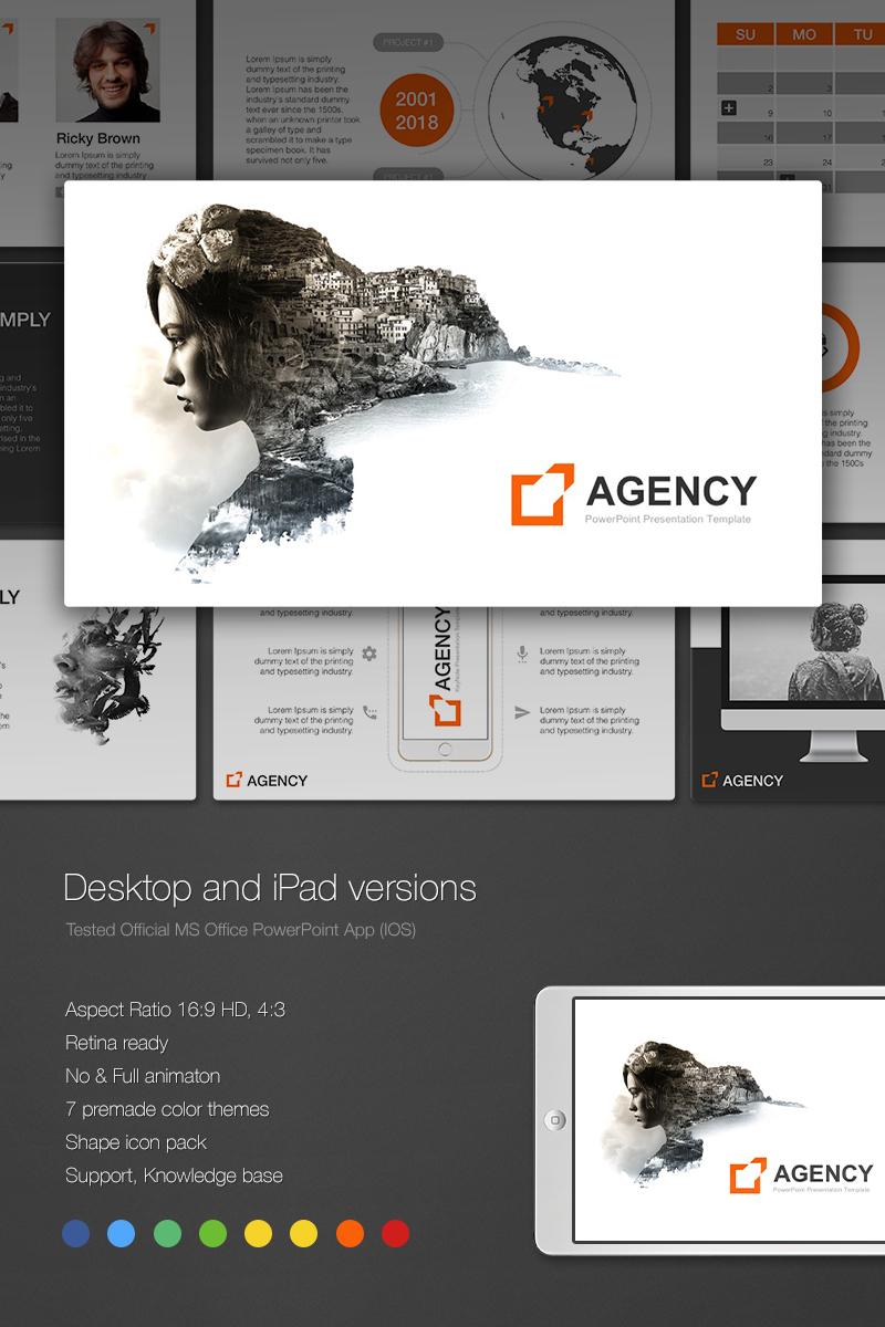 Agency powerpoint template 66239 agency powerpoint template toneelgroepblik Gallery