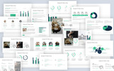 Szablon PowerPoint Bitness PowerPoint Template #82455