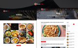 Baan Thai - Thai Restaurant Template Photoshop  №82394