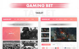 Gaming Bet PSD-mall