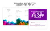"Magento Theme namens ""Articon - Art Gallery Store"""