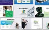 Mockingbird Pitch Desk Pro Keynote Template