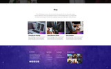 Consulting/Service PSD Template