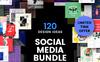 Social Media Cover / Header & Post Design Bundle Big Screenshot