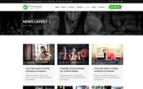 Fitness – Gym Fitness Joomla Template