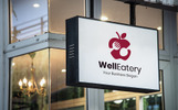 WellEatery Logo Template