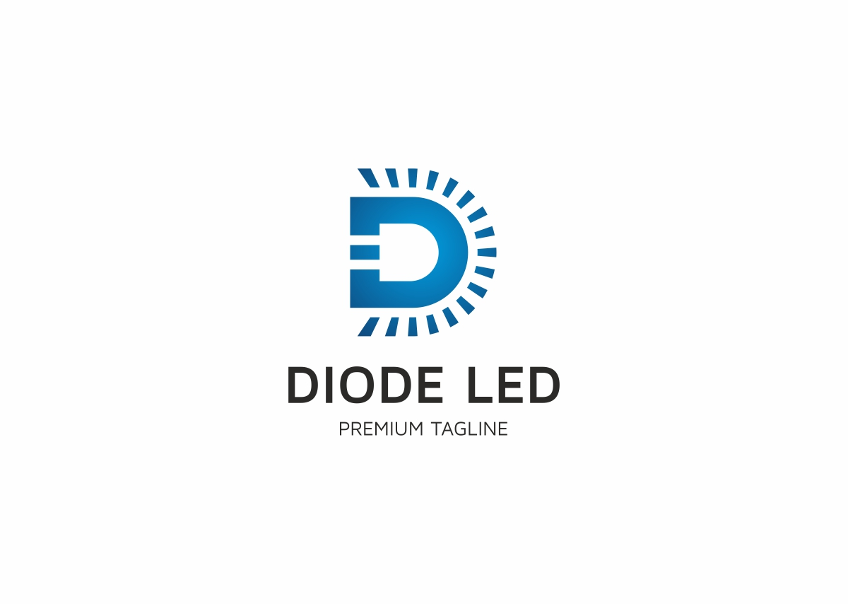 Lighting Electricity Logos