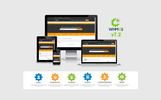 HostMania - Material Design Web Hosting and WHMCS Website Template