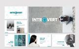 """Introvert -"" google Slides"