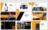 """Template Google Slides #83746 """"Mobilistico -"""" Screenshot grande"""