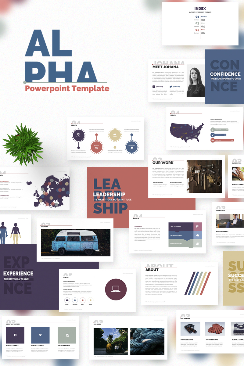 Alpha presentation powerpoint template 66755 alpha presentation powerpoint template toneelgroepblik Choice Image