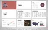 """Luxusní PowerPoint šablona """"Alpha Presentation"""""""