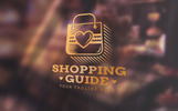 Shopping Guide  - Template de Logotipo №67207