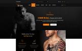 "PSD Vorlage namens ""Tattoo - Tattoo studio, Body,  Art"""