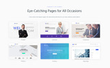 Adviseme - Business Advisor WordPress-tema