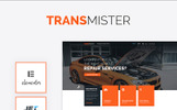 Transmitter - Car Repair WordPress Theme