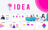 IDEA PowerPoint Template Big Screenshot