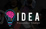 IDEA PowerPoint Template