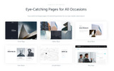 """Grafique - Architect"" Responsive WordPress thema"