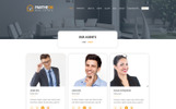Pantheon Real Estate Directory PSD Template