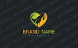 Natural Symbiosis Logo Template