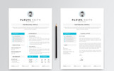 Parves Smith Word Resume Template