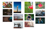 Bootstrap Photo Gallery WordPress bővítmény
