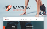 "PrestaShop Theme namens ""Hamintec 2"""