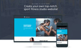 WordPress Theme für Bodybuilding