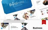 Buziness | PowerPoint Template
